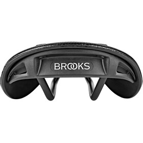 Brooks Cambium C15 Carved All Weather Sadel black
